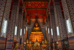 Wat Arun in Bangkok Thailand Stock Afbeelding