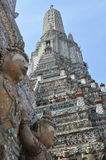 Wat Arun, Bangkok, Thailand Royaltyfri Bild
