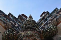 Wat Arun, Bangkok, Thailand Arkivfoton