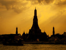 Wat Arun, Bangkok, Thailand Royalty Free Stock Photos