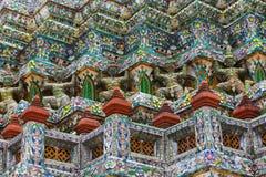 Wat Arun From Bangkok Thailand Royalty Free Stock Image