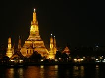 Wat Arun Bangkok Thailand Royalty Free Stock Photo