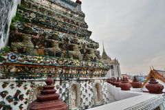 Wat Arun. Bangkok. Thailand Stock Photos