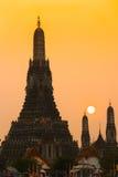 Wat Arun, Bangkok ,Thailand Stock Photo