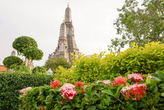 Wat Arun in Bangkok, Thailand Stock Images
