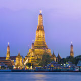 Wat Arun, Bangkok, Thailand. Royalty Free Stock Photos