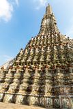 Wat Arun in Bangkok, Thailand. Stock Photos