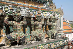 Wat Arun in Bangkok Royalty Free Stock Photo