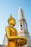 Wat Arun in Bangkok von Thailand stockbilder