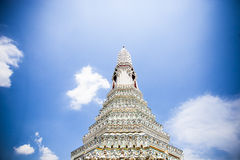 Wat Arun - Banguecoque Fotos de Stock Royalty Free