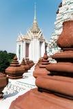 Wat Arun, Banguecoque, Tailândia Fotografia de Stock Royalty Free