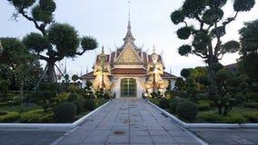 Wat Arun, Banguecoque, Tailândia video estoque