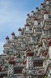 Wat Arun, Banguecoque, Tailândia imagem de stock royalty free