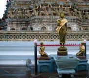 WAT ARUN BUDDHA 1 Immagine Stock