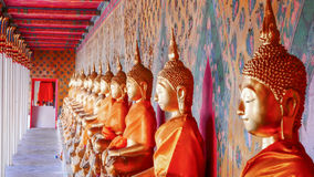 Wat Arun Buddhist-tempel in Bangkok, Thailand Royalty-vrije Stock Foto