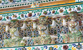 Wat Arun is a Buddhist temple. In Bangkok, Thailand 2016 Stock Photography