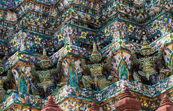 Wat Arun is a Buddhist temple Royalty Free Stock Images