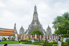 Wat Arun em Banguecoque Imagem de Stock