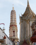 Wat Arun em Banguecoque - Temple of Dawn Fotografia de Stock