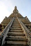 Wat Arun en Bangkok Imagen de archivo libre de regalías