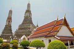 Wat Arun i Bangkok Royaltyfria Foton
