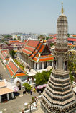 Wat Arun i Bangkok Royaltyfri Bild