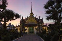 Wat Arun at night Royalty Free Stock Photos