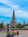 Wat Arun oder Wat Chaeng, Bangkok Thailand Lizenzfreies Stockfoto