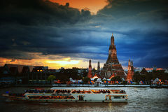 Wat Arun Royalty Free Stock Photography
