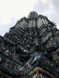 Wat Arun pagod Royaltyfria Foton