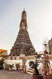Wat Arun Prang Stock Photo