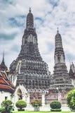 Wat Arun Rajwararam fotografia stock libera da diritti