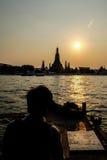Wat Arun Rajwararam Στοκ Εικόνες