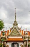 Wat Arun Rajwararam Stock Photo