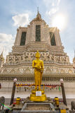 Wat Arun Ratchawaram, de mooie tempel van A in Thailand Royalty-vrije Stock Foto
