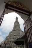 Wat Arun Ratchawararam photographie stock libre de droits