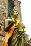 Wat Arun Ratchawararam stockfoto