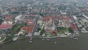 Wat Arun Ratchawararam, απόθεμα βίντεο