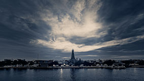 Wat Arun Ratchawararam Royalty Free Stock Photo