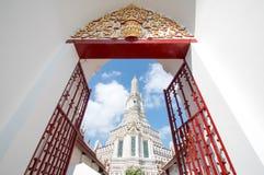 Wat Arun Ratchawararam Ratchawara mahawihan Zdjęcia Stock