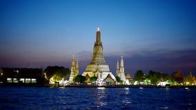 Wat Arun Ratchawararam Ratchawaramahawihan vídeos de arquivo