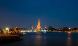 Wat Arun Ratchawararam Ratchawaramahawihan Stock Image