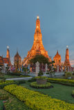 Wat Arun Ratchawararam Ratchawaramahawihan Stock Photo