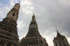 Wat Arun Ratchawararam Ratchawaramahawihan ou Wat image stock