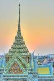 Wat Arun Ratchawararam Ratchawaramahawihan(Temple of Dawn) is a Buddhist temple  in Bangkok , Thailand. One  of the  most stunning temples in Bangkok Stock Photography
