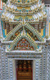 Wat Arun Ratchawararam Ratchawaramahawihan(Temple of Dawn) is a Buddhist temple  in Bangkok , Thailand. One  of the  most stunning temples in Bangkok Royalty Free Stock Photography