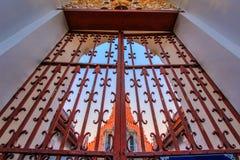 Wat Arun Ratchawararam Ratchawaramahawihan (Temple of Dawn) est un temple bouddhiste à Bangkok, Thaïlande Photographie stock libre de droits
