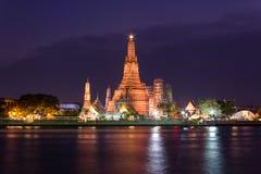 Wat Arun Ratchawararam Ratchawaramahawihan (Wat Arun) Stockfotografie