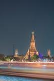 Wat Arun Ratchawararam Ratchawaramahawihan of Wat Arun (Tempel van Dawn) Stock Fotografie