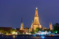 Wat Arun Ratchawararam Ratchawaramahawihan or Wat Arun (Temple of Dawn). Bangkok, Thailand Stock Photos